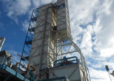 Maîtrise d'ouvrage pour extraction de glaçon sur boîte froide - Air Liquide Pardies (Pau)