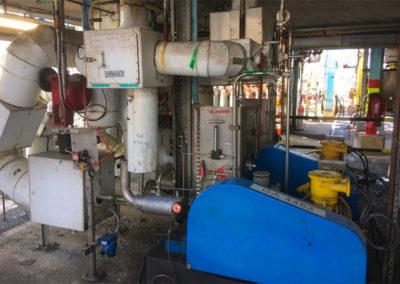 Maîtrise d'ouvrage pour installation de nouvelle pompe méthane - Air Liquide (Pont de Claix)