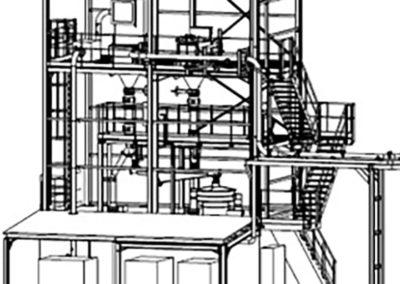 Ingénierie et réalisation d'un lot de traitement de poudres métaliques - POUDRES HERMILLON