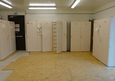 ACE assure la gestion du chantier pour Spie. Supervision du chantier et mise en service - GRTgaz (Palleau)